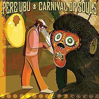 Pere Ubu - Carnival sjeler [DVD] USA import