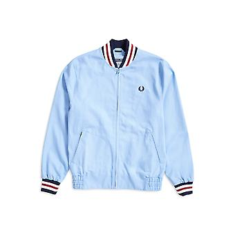 Fred Perry Made In England Original Tennis Bomber Blue