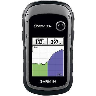 Garmin eTrex 30x Outdoor GPS Geocaching, Cycling, Sailing Wester