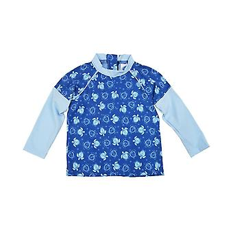 Splash About Boys LS Rash Top | Turtle Mania