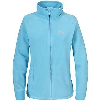 Trespass Ladies Clarice Full Zip Mid Weight Fleece Jacket