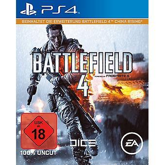 Battlefield 4 (inkl. China Rising) (PS4) (USK 18)