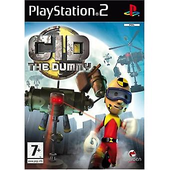 CID le mannequin (PS2)