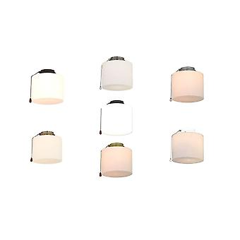 Add-on light kit 1b for CasaFan ceiling fans in various colours