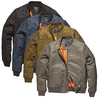 Vintage industries jacket Westford MA-1