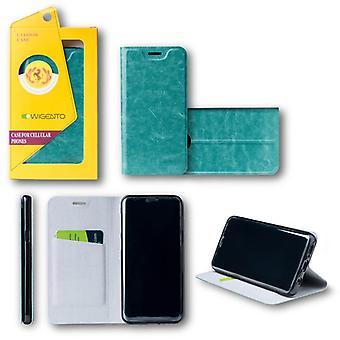 Per Huawei P20 per flip / smart coprire Blau copertura custodia sacchetto del sacchetto custodia nuovo caso