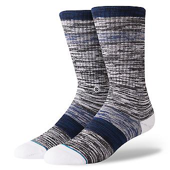 Stance Stack Socks - Black