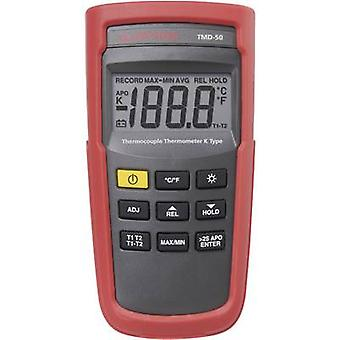 Beha Amprobe TMD-50 Thermometer -60 up to +1350 °C Sensor type K Calibrated to: Manufacturer's standards (no certificat