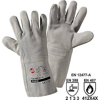 Top-grain cowhide Welding gloves Size (gloves): 10, XL EN 12477-A , EN 388 , E
