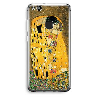 Huawei Ascend P10 Lite Transparent Case (Soft) - Der Kuss