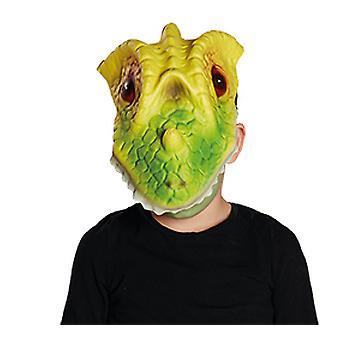 Dinosaur kids mask lizard accessory Carnival Carnival