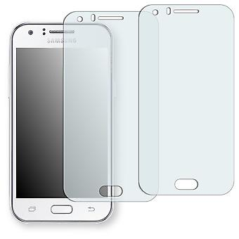 Samsung Galaxy J1 (SM J100H) screen protector - Golebo crystal clear protection film