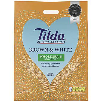 Tilda Brown and White Rice