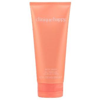 Clinique Happy Body Wash 200 ml (Hygiene and health , Shower and bath gel , Shower gels)