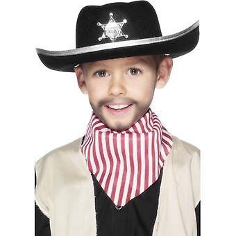 Sheriff Hat, One Size