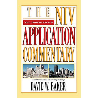 Joel - Obadiah - Malachi by David W. Baker - 9780310207238 Book
