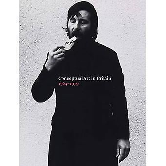 Conceptual Art in Britain - 1964-1979 by Andrew Wilson - 978184976368