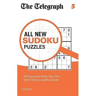 The Telegraph - All New Sudoku Puzzles by Telegraph Media Group - 9780
