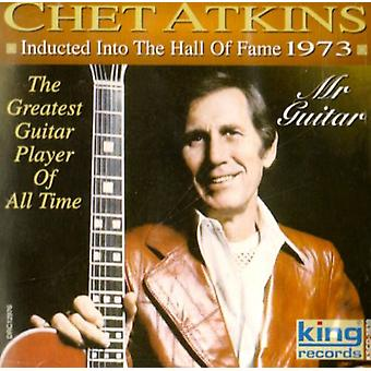 Chet Atkins - 1973-Country Music Hall of Fame [CD] USA import