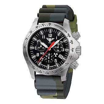 KHS watches mens watch platoon chronograph LDR KHS. PCLDR. DC3