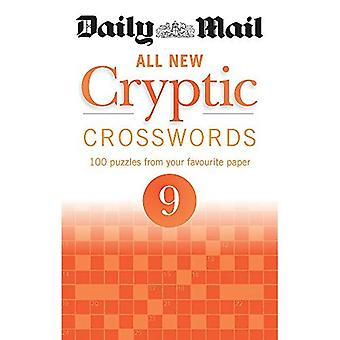 Daily Mail All New Cryptic Crosswords 9 - The Daily Mail Puzzle Books