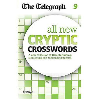 The Telegraph: All New Cryptic Crosswords 9 (The Telegraph Puzzle Books)