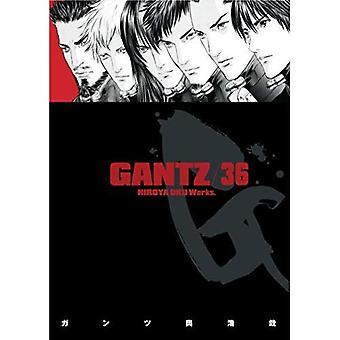 Gantz, Volume 36