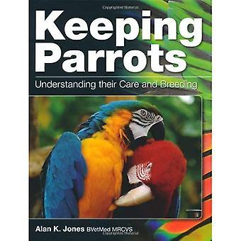 Mantenere pappagalli: Comprendere la loro cura e allevamento