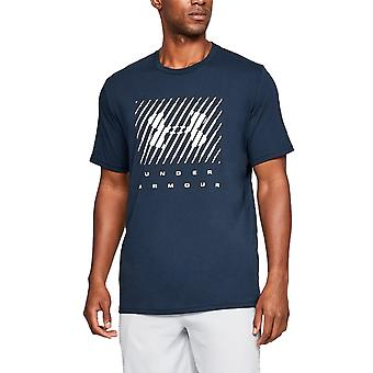 Under Armour Mens Branded Big Logo Short Sleeve T Shirt