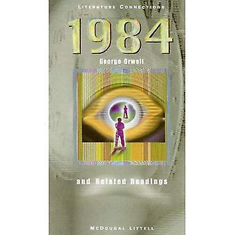 1984: og relaterede aflæsninger (litteratur forbindelser)