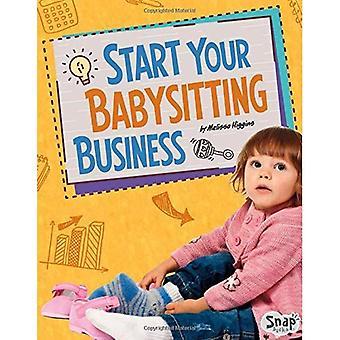Börja din barnvakt Business (bygga ditt företag)