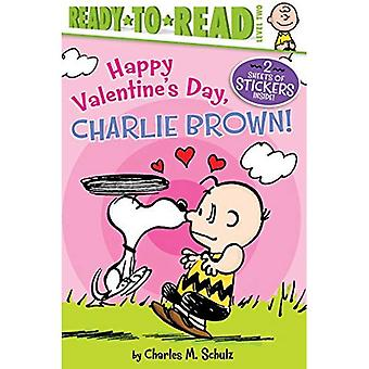 Glad Alla hjärtans dag, Charlie Brown! (Jordnötter (Simon))