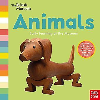 British Museum: Animaux (Eveil au musée) [cartonné]