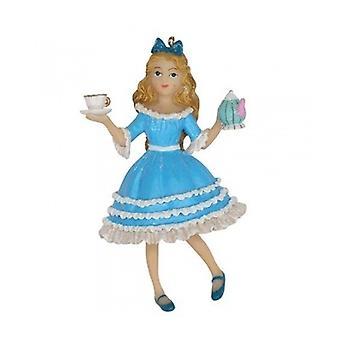 Alice In Wonderland Tree Decorations