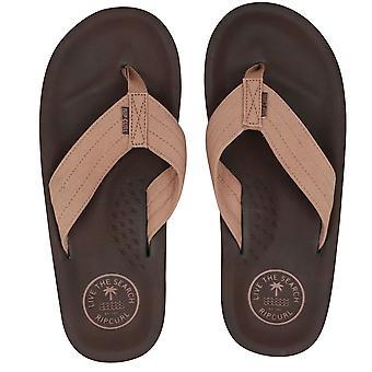 RIP sandales hommes Curl ~ Og6 tan/brown