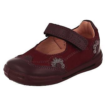 Girls Start Rite First Shoes Flexy Soft Flower