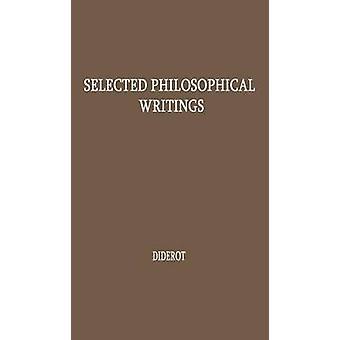 Selecionados de escritos filosóficos. por Diderot & Denis
