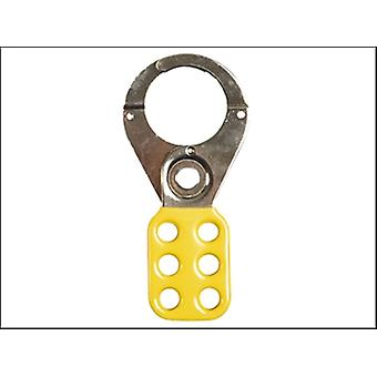 ABUS 702 Lock Out Hasp 38mm Yellow