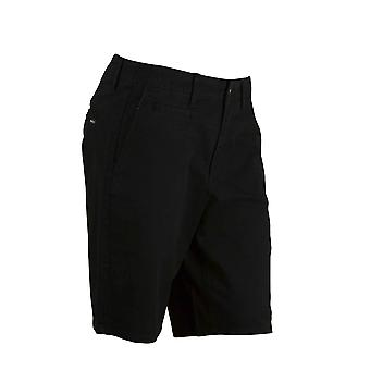 RVCA Mens VA esporte Sayo Casual Walk Shorts - Black - surf skate nadar