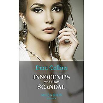 Innocent's Nine-Month Scandal (One Night With Consequences, Book 52) (One� Night With Consequences)
