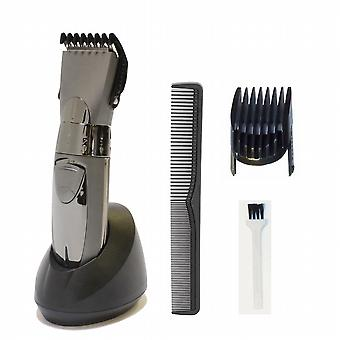 Rechargeable hair clippers 26 positions.