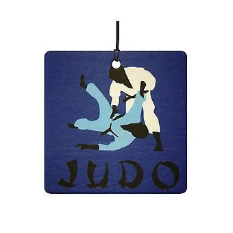 Judo Car Air Freshener