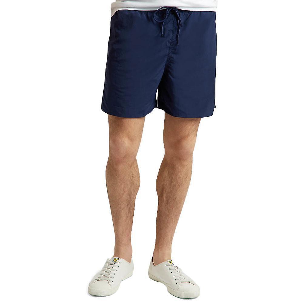 Lyle & Scott Plain Swim Shorts    SH607V