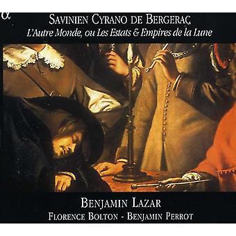 Savinien Cyrano De Bergerac - L'Autre Monde Ou Les Estats & Empires De La Lune [CD] USA import