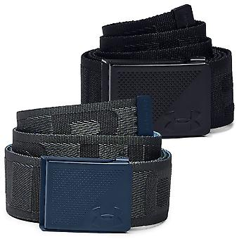 Bajo Armour mens 2019 Golf novedad Belt