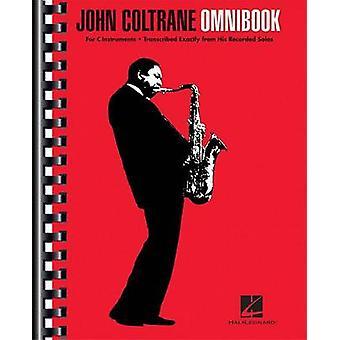 John Coltrane - Omnibook (C Instruments) by Hal Leonard Publishing Cor
