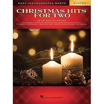 Christmas Hits for Two Flutes - Easy Instrumental Duets by Hal Leonard