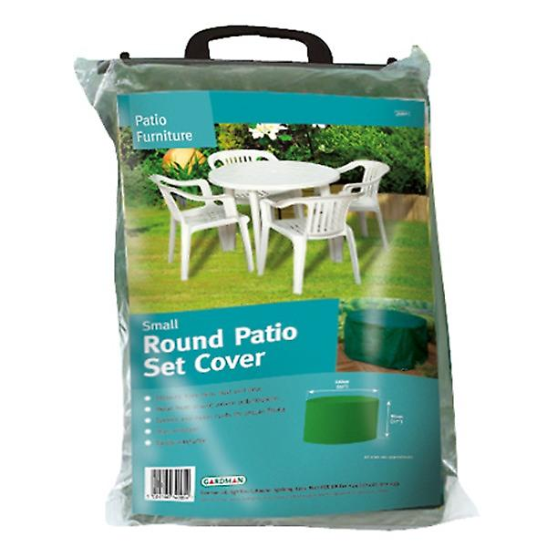 Gardman Small Round 140cm Patio Set Cover