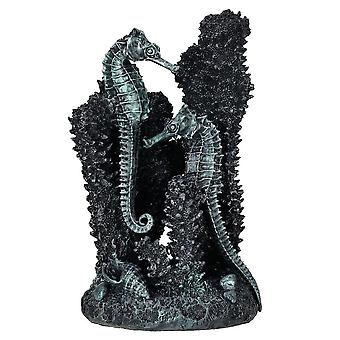 BiOrb Seahorses On Coral Black - Small