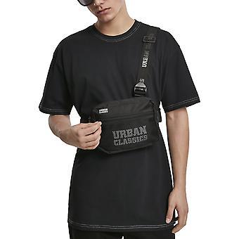 Urban Classics-Chest bag skulder bag svart